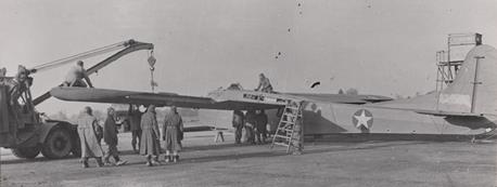 Glider Assembly