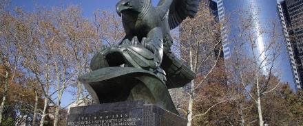 East Coast American Cemetery