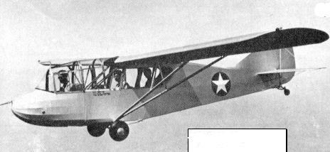Aeronca TG-5A Glider